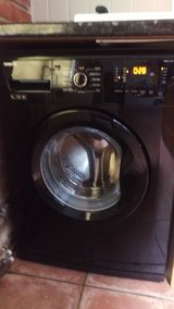 Washing machine in Lakenheath, UK