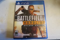 ps4 game  battlefield hardline deluxe edition in Okinawa, Japan