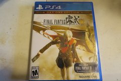 Final Fantasy Type-0 HD (Day One Edition) PS4 in Okinawa, Japan