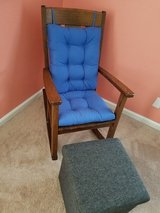 Rocking chair in Fort Leonard Wood, Missouri