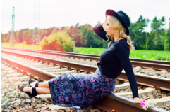 Senior Pictures and Portrait Photography in Ramstein, Germany