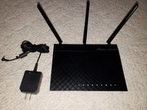 Asus RT-AC66U dual band wireless router AC1750 in Camp Pendleton, California
