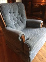 Lane recliner/rocker/swivel chair in Aurora, Illinois