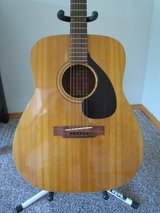 Vintage Red Nippon Gakki label Yamaha FG-140 Acoustic Guitar in Wheaton, Illinois