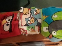 angry birds twin bed set in Lawton, Oklahoma