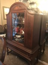 Old China Cabinet in Kingwood, Texas