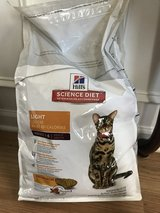 Science diet cat food in Naperville, Illinois
