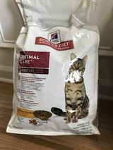 Science diet cat food - optimal care in Naperville, Illinois