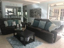 Electric Reclining Couch and Loveseat in Kingwood, Texas