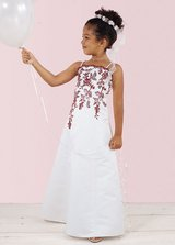 FLOWER GIRL DRESS WITH JEWELRY in Hinesville, Georgia