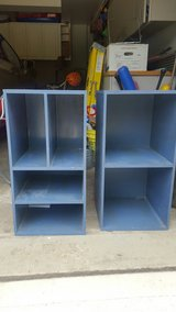 wood cubbies in Glendale Heights, Illinois