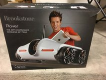 brookstone rover spy tank with video feed in Alamogordo, New Mexico