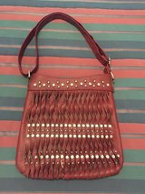 Leather and Sequined Purse in Kingwood, Texas