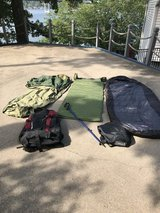 Hiking and Camping Gear in Lake of the Ozarks, Missouri