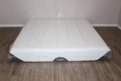 King Size Icomfort Genius Everfeel model mattress in Tomball, Texas