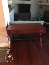 Desk - red in Schaumburg, Illinois