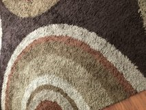 8X10 brown rug in The Woodlands, Texas