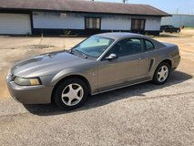 2001 Ford Mustang in Leesville, Louisiana