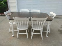 Ethan Allan Table w 6 Chairs in Clarksville, Tennessee