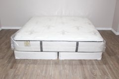 King Stearns and Foster Lily Rose Luxury plush Mattress in CyFair, Texas