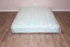 Queen size Crafted Comfort Excellence II mattress in CyFair, Texas