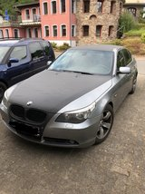 2005 BMW 525 Diesel *German Spec* in Spangdahlem, Germany