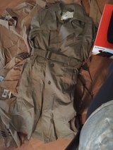 Military 38r all weather coat in 29 Palms, California