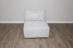 Ming Accent chair in soft gray in Spring, Texas