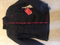 North face jacket size small new in Lockport, Illinois