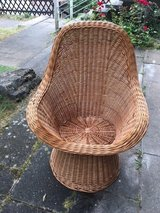 Wicker Chair in Stuttgart, GE