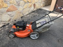 Lawn mower in El Paso, Texas