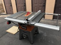 Table saw And shop vac in El Paso, Texas