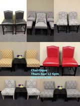 Accent Chairs and Bar Stools in Vacaville, California