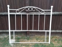 Free !!! Double bed metal head board in Lakenheath, UK