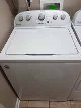 Whirlpool WTW5000DW Top Load HE Low Water Washer in Fort Campbell, Kentucky