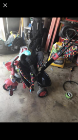 Tricycle/stroller in Vacaville, California