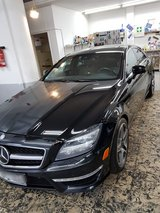 2012 Mercedes Benz CLS63 AMG Performance Package in Ramstein, Germany