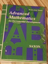 Saxon Advanced Mathematics in Ramstein, Germany