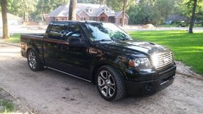 2008 F-150 Harley Davidson 105th Anniversary Saleen option in Kingwood, Texas