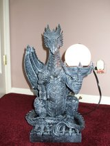 Dragon Table Lamp in Algonquin, Illinois