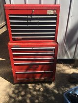 12 Drawer and 5 Drawer tool chest w/ contents in Vacaville, California