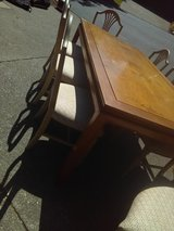 Table and 8 chairs in Vacaville, California