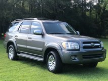 2007 Toyota Sequoia Limited in Beaufort, South Carolina