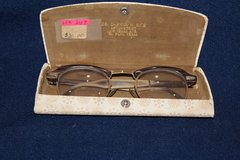 Vintage prescription Eyeglasses w/Case (Reduced) This Week 9/29-10/7 in Alamogordo, New Mexico