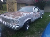 1978 elcamino in Dover, Tennessee