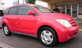 $2900 '04 TOYOTA IST 500 SERIES PLATE WITH NEW JCI AND 1 YR WARRANTY!! in Okinawa, Japan