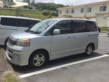 2001 Voxy Seats 8 in Okinawa, Japan