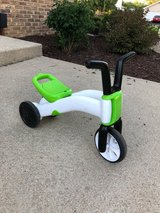 Chillafish Gradual Balance Bike and Tricycle in Aurora, Illinois