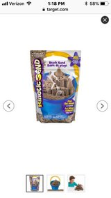 New in package kinetic beach sand in Wheaton, Illinois