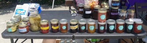 Homemade jellies, jams, etc... in Lake Charles, Louisiana